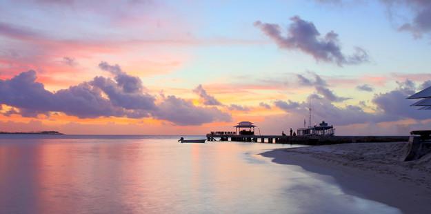 Sunset_photo Wakatobi jetty_WDR