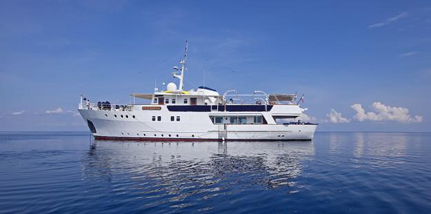 Pelagian Dive Yacht