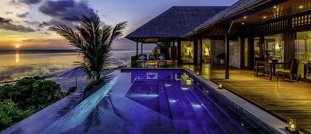 Wakatobi Villa One at sunset feature_photo Didi Lotze