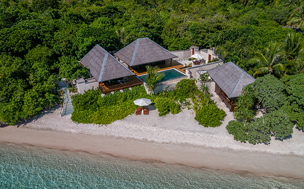 Wakatobi's two-bedroom pool villas set a new standard for resort living and offer friends, families, or those seeking extra space during their vacation even more opportunities to indulge.