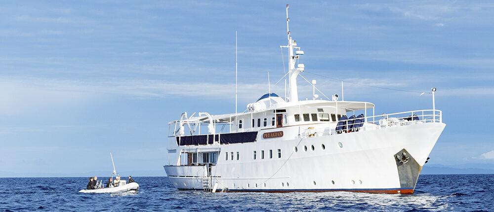 Dive Yacht Pelagian