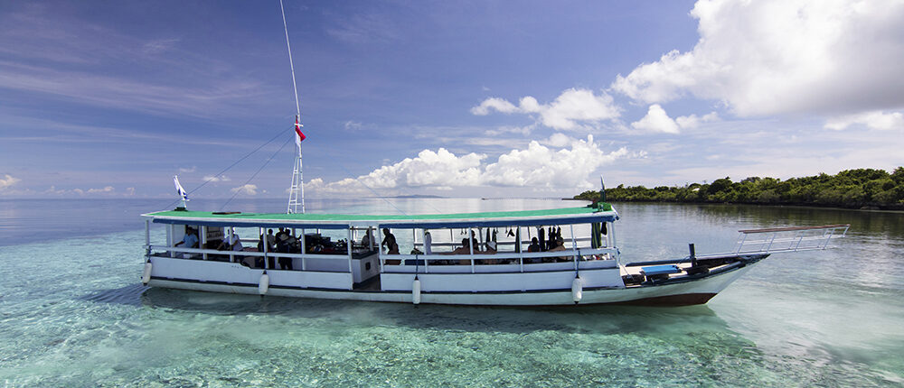 Ship Shape At Wakatobi