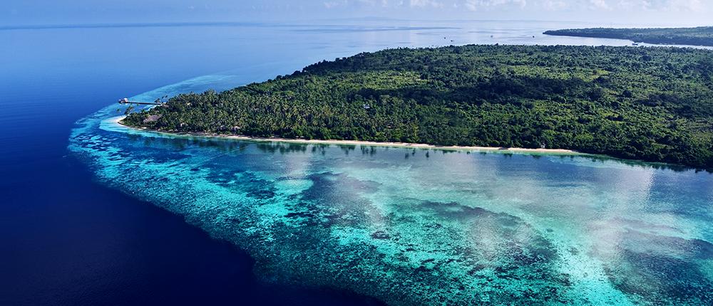 Wakatobi-island, SE Sulawesi, Indonesia